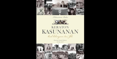 Istri Akbar Tandjung Luncurkan Buku Keraton Kasunanan